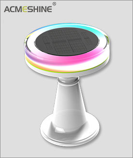 RGB Solar LED Table Light