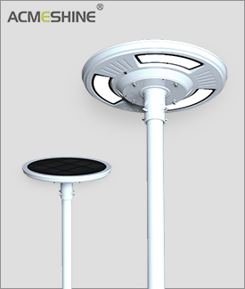 All In One Design Solar Plaza Light