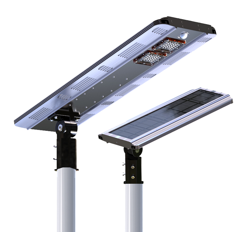 22W Solar Street LED Light