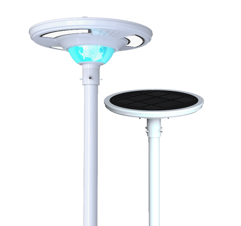Solar Landscape Plaza Led Light